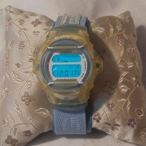 Casio Baby G G-File 2165 BG-151 Ladies Watch 90's